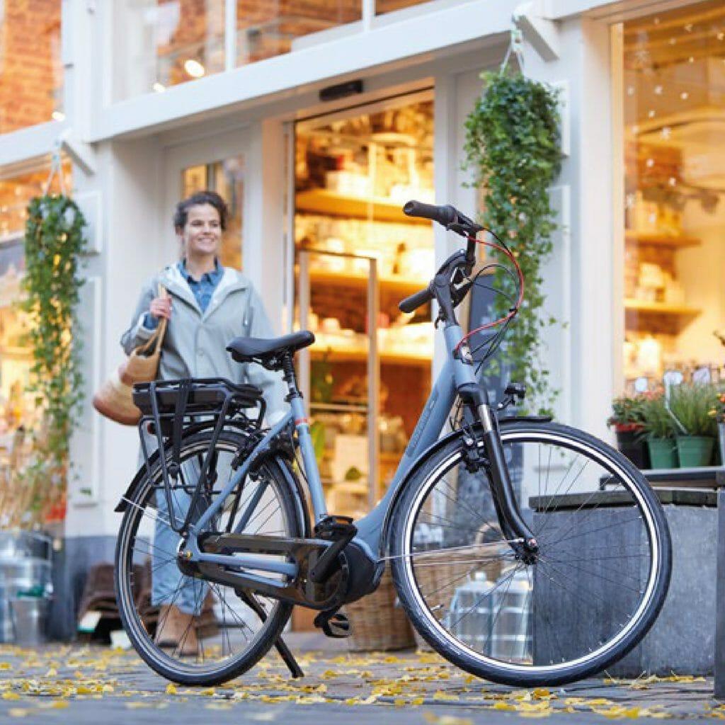 Elektrische fiets <br> leasen