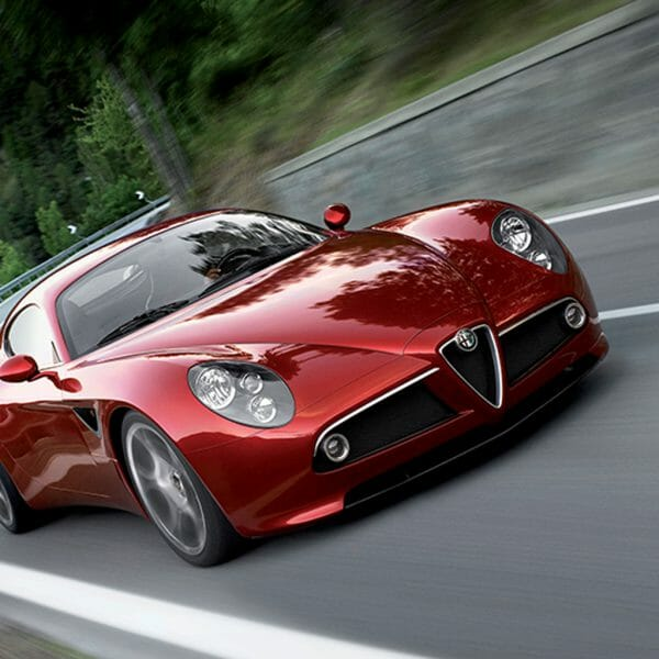 DAVO Alfa Romeo
