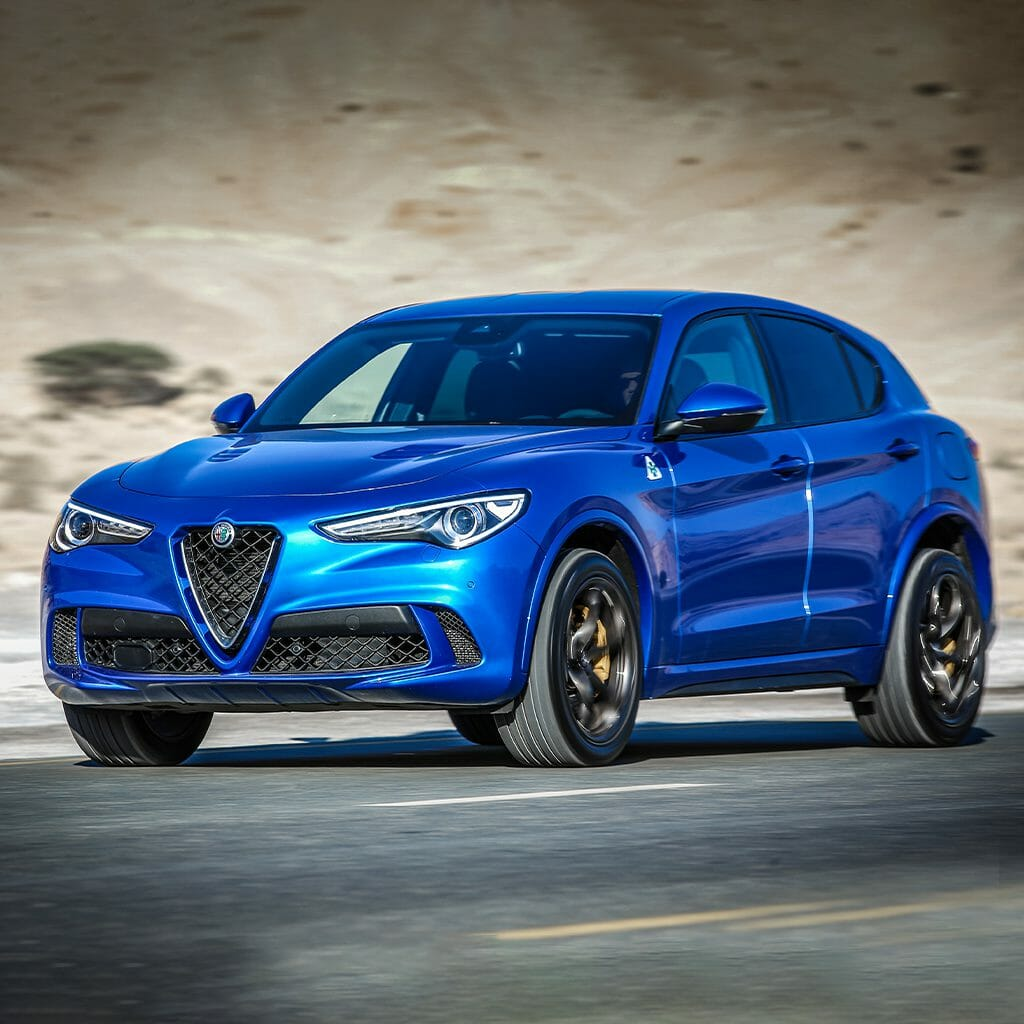 bij DAVO Alfa Romeo