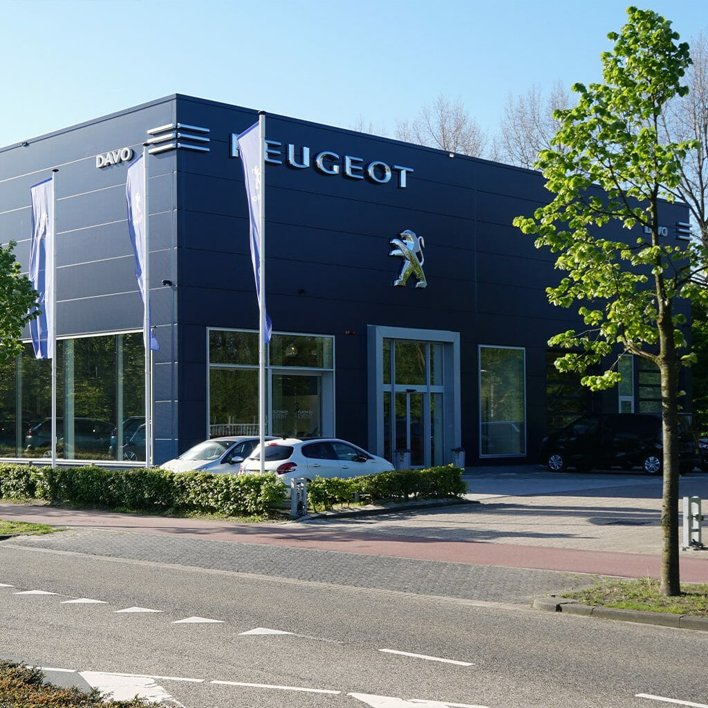 DAVO Peugeot