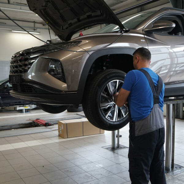 APK bij DAVO Hyundai